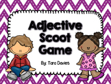 Adjective Scoot Game