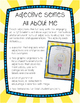 Adjective Selfies: All About Me