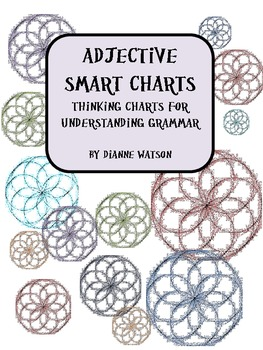 Adjective Smart Charts by Dianne Watson