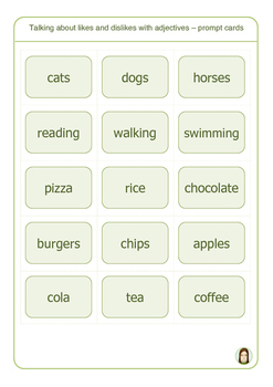 Adjective Syllables