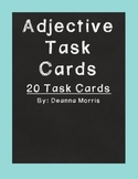 Adjective Task Cards