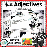 Adjective Task Cards - L.2.1.E