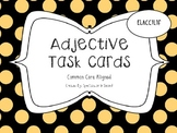 Adjective Task Cards - Common Core Aligned