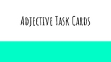 Adjective Task Cards for Google Classroom on Google Slides