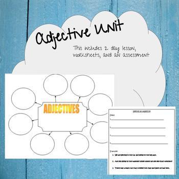 Adjective Unit