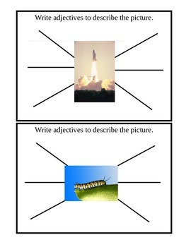Adjective Web