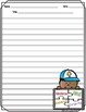 Puzzle People-Adjective Writing Assignment Booklet