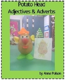 Adjective and Adverb Center - Potato Head