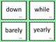 Adjective and Adverb Centers and Much More
