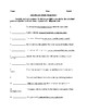 Adjective and Adverb Clauses - Two Quizzes - CCSS Aligned