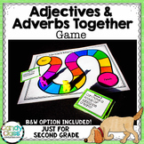 Adjectives and Adverbs Game