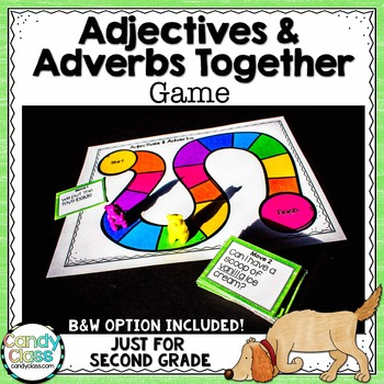 Adjective and Adverb Game
