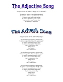 Adjective and Adverb Songs