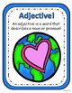Earth Day Adjective or Adverb Center Games