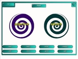 Adjective or Adverb Exercise Game for Smartboard