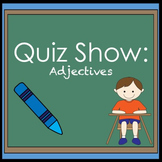 Adjectives Review Game