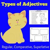 Adjectives First Grade