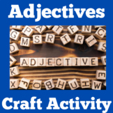 Adjectives First Grade | Adjectives Worksheet | Adjectives Activity
