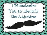Adjectives - Scoot or Quiz, Quiz, Trade