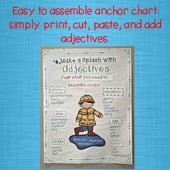 Adjectives Lesson Bundle