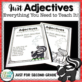 Just Adjectives - Everything You Need Unit (Lesson, Activi