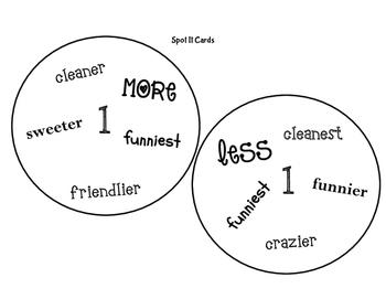 Adjectives: 3rd Grade CCSS ELA Language: Comparative & Superlative Adjectives