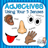 Adjectives: 5 Senses