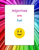 Adjectives - Activities for Adjectives