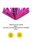 Adjectives Activities for Spanish Class
