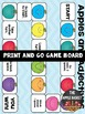Adjectives, Adjective Phrases, and Adjective Clauses Print and Go Board Game
