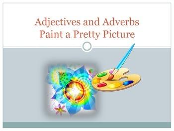 Adjectives & Adverb Presentation