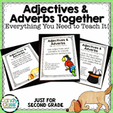 Adjectives & Adverbs Lesson Plans & Activities - An Everyt