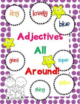 Adjectives All Around!!!