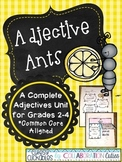 Adjectives Ants {Complete Common Core Adjective Unit}