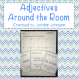 Adjectives Around the Room