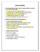 Adjectives & Articles Worksheet/Quiz