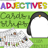 Adjectives CCSS.ELA-Literacy.L.1.1.f - Mega Bundle