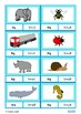 Adjectives Clip Cards Worksheets Autism Special Education Speech Therapy