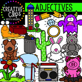 Adjectives Clipart {Creative Clips Clipart}