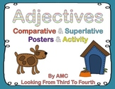 Adjectives - Comparative and Superlative