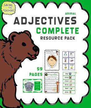 Adjectives - Complete Bundle
