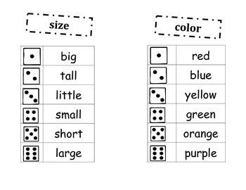 Adjectives Describe Writing Center Common Core Activities