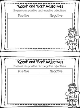 Adjectives (Describe the Costumes-Halloween)