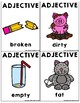 Adjectives Flashcards: Describing Words