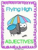 Adjectives: Flying High with Adjectives Printables