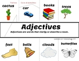 Adjectives Foldable