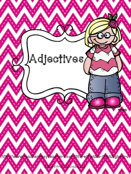 Adjectives For First Grade