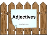 Adjectives Fun Powerpoint Presentation