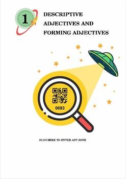 Adjectives Grade 6