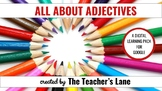 All About Adjectives Digital Learning Pack